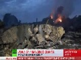 RT News Malaysia Passenger Jet Shot Down Over Ukraine