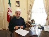 "Rouhani Hopes For Iran-Saudi Arabia Stronger ""Brotherly"" Ties"
