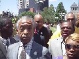 Reporter Asks Federal Snitch Al Sharpton Brazen Question To His Face