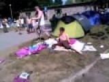 Remember The Two Guys Putting Up The Tent