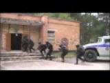 Russian FSB SPETSNAZ Tactical Shooting Action - VV MVD