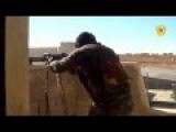 RAW: Gun Battles And Bombings Mark Desperate Fight For Kobani