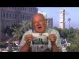 Robert Fisk: SAA Strongest Institution, FSA Doesn't Exist, Rebels Targeting Christian 2b2f S