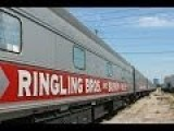 Ringling Brothers And Barnum And Bailey Circus Train