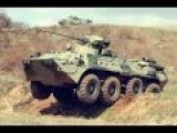 Russia Deploys Military Equipment To Border With Ukraine