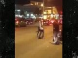 RAW: Alleged Kanye West Street Fight!!