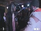 Rapper Gets Glass Bottle To Head During Rap Battle