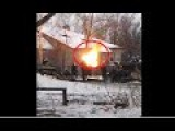 Russian Army Position Firing Heavy Mortars Vs. Donetsk Airport