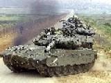 RPG Vs Merkava 2002
