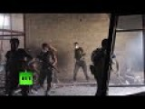 RAW: Urban Warfare In Aleppo As Rebels Claim Siege Breach, Reportedly Suffer Heavy Losses & Setbacks