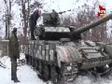 Reports From The Region Debaltsevskogo Boiler. Militia Tells How They Got Captured Tanks