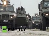 Russia: Rocketry Forces Hold Wargames Near Rostov