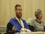 Rabbi Glick Leaves Jerusalem Hospital: The Arab Doctors Who Treated Me Are The Ones Honor Islam, Not The One Who Shot