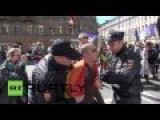 Russia Cracks Down LGBT On May Day