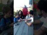 RAW VIDEO: Dad Tells Son, His Mom Died Of Heroin Overdose Brenden Bickerstaff-Clark