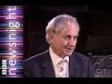 Richard Dawkins On Palestine, Jews, Science And The Burqa
