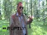 Russia: Zombies Swarm St. Petersburg Streets