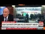 Rudy Giuliani : The Amount Of Crime In Black Community Is Excessive