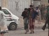 Raw: Saudi-led Airstrike Targets Rebels In Yemen