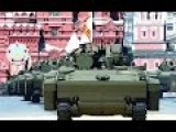 Russian Victory Day Parade 2015 - SYSTEMA ARMATA Full Parade With Subtitles