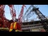 Raising The Roof On Mercedes-Benz Stadium