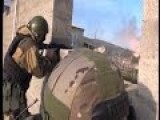 Russian Special Force Operations During Heavy Clashes With Militants In Dagestan