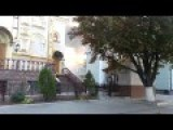 Railway Station Set On Fire By Militias In Donetsk, August 29 2014