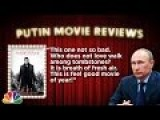 Russian President Vladimir Putin's Movie Reviews