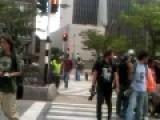 Riot In Medellin Oct 04