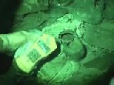 Radiation-woman Finds Highly Gamma Radioactive Firemen's Clothes In The Basement Of Hospital 126: Chernobyl