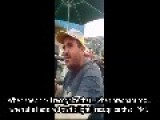 Romantic Palestinian Talk About His Wife