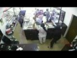 Robbing Jewelry When Store Is Full Of Customers