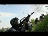 Russian And Chinese Marines Invade A Tropical Island During Massive Amphibious Assault Beach Landing