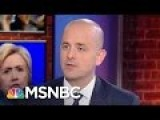 Republican Choice Candidate Evan McMullin: Donald Trumps Intel Briefing A Threat To National Security