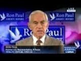 Ron Paul On Current Affairs
