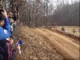 Rally Jumps In The 2014 100 Acre Wood