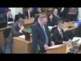 Russian State Terrorism: Litvinenko Inquiry 'unmasks' Putin As Nuclear Killer
