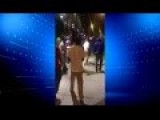 Racist Beating On Rosa Parks Circle