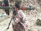 Rebel Mujahideen Targetting ASSad's Mafia Gang Family Protectors With SPG9