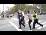 Rochester, NY Cops Arrest Young Black Female At Lilac Festival