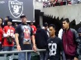 Raiders Game Fight