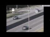 Road Buckle Sends Vehicles Airborne On Minnesota Highway
