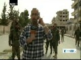 Raw Footage: Syrian Forces Are In Full Control Of Yabrud 2014 03 16