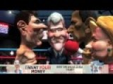 Ronald Reagan And Obama Face-off In The Ring