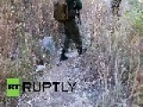 Recent Infantry Action At The Donetsk Airport