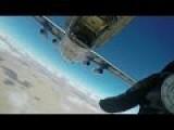 Russian VDV & Egyptian Airborne Troops Massive Joint Paratrooper Drops Over Egypts Sahara Desert