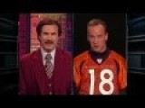 Ron Burgundy Interviews Peyton Manning For ESPN