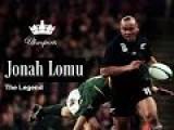 Rugby Legend Jonah Lomu Dies Aged 40. RIP