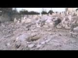 Rif Dimashq: Russian Air Forces Target A Graveyard In Deir-Assafer Town