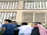 Rare Instance Of 'street Justice' On Display In Saudi Arabia